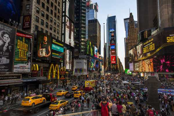 NYC Subway Denies Using Real-Time Face Recognition Screens in Times Square